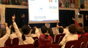 Bilkent–TÜSİAD Forum Introduces Youngsters to Science and Technology