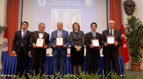 Panel Commemorates Haydar Aliyev