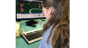 """BILWIC Members and Young Girls Become """"Coding Sisters"""""""