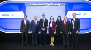 "Bilkent–TÜSİAD ISF Organizes ""Data Security in Business"" Conference"