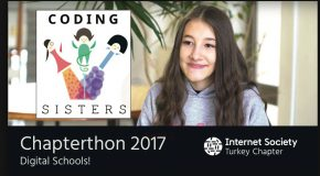 "BILWIC's ""Coding Sisters"" Project Takes First Place in Chapterthon"