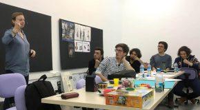 Veteran Game Designer Visits Bilkent COMD