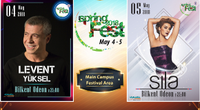 Spring Fest Concert Tickets On Sale