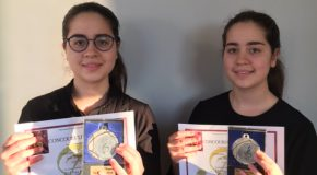 Bilkent High School Students Take Second Place in Piano Competition