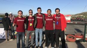 Bilkent Comes In Third at UNIKART
