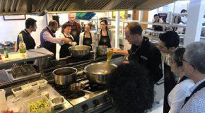 Le Piment Rouge Hosts Gastronomy Workshop