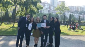 Law Students Take First Place in Arbitration Competition