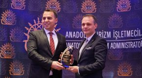 """Best of Ankara in Tourism"" Awards Go to THM Graduates"