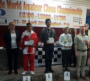 Thanks world amateur championship good piece
