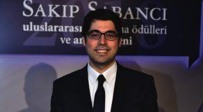 Berk Esen Receives Sakıp Sabancı International Research Award