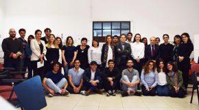 Student Design for Refugee Center Presented at Seminar