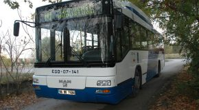 EGO 175 Bus Route Now Providing Enhanced Service to Campus