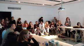IAED Students Present Their Work at İstanbul Design Biennial