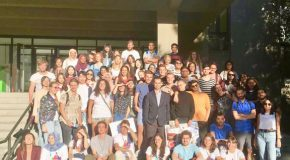 Bilkent Welcomes This Fall's New International Students