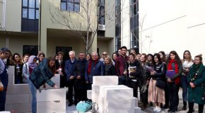 IAED Students Get Concrete Experience