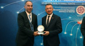 Urartu Şeker Receives TÜSEB's Aziz Sancar Incentive Award
