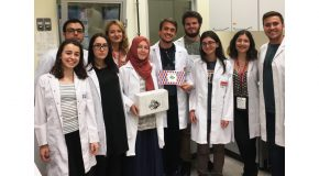 Bilkent UNAMBG Team Wins Silver Medal in International Genetic Engineering Competition