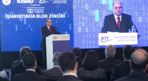 """Blockchain in Business"" Discussed at Bilkent–TÜSİAD ISF Conference"