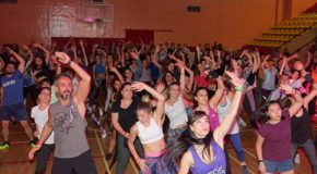 """Sports as a Way of Life"" Zumba Master Class"
