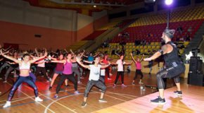 """STRONG by Zumba"" Master Class"