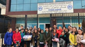 Özel Bilkent Middle School Continues to Reach Out to Children