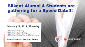Speed Networking Session With Alumni