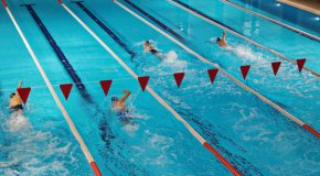 On Your Mark, Get Set … for the Spring Swim Festival