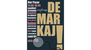 Tune In to Radio Bilkent on Sundays for: Demarkaj!