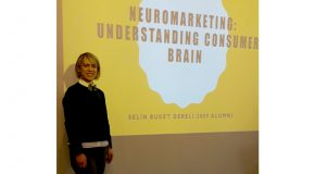 THM Graduate Introduces Students to the New Field of Neuromarketing