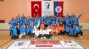 Student Athletes Gather at Bilkent for Angora Cup