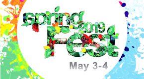 Reminders for Spring Fest