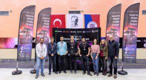 CTIS Students Take Second Place in Autonomous Vehicle Competition