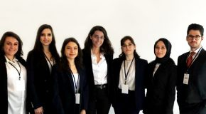 Law Students Win Award in Arbitration Competition