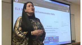 BTLSC Seminar Series Kicks Off