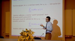 Award for Mathematics PhD Thesis