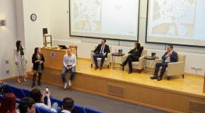 Marriott International Speakers Offer THM Students a Window on the Future