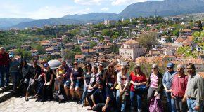 Sun Shines on International Faculty Visit to Safranbolu