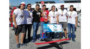 Skyworks Team Wins Honors in TÜBİTAK UAV Competition
