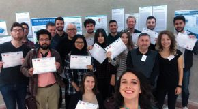 POWER at Bilkent: Erasmus Plus Project Instructs Students in Renewable Energies Communication