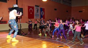 Zumba Master Class Coming Up