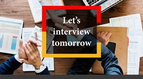 Interview Adventure With Talent Hunters Begins