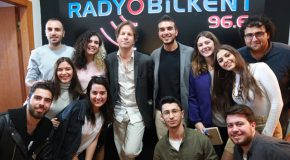 Radio Bilkent Interviews Conference Speaker