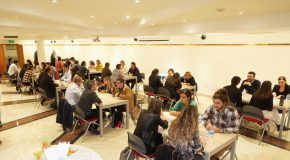 Students and Alumni Meet and Mingle at Speed Networking Event