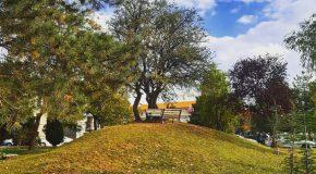 Bilkent in Autumn