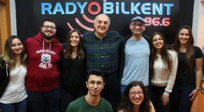 Radio Bilkent Hosts Necati Güler