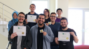 Bilkent's Synthetic Biology Team Wins Gold Medal
