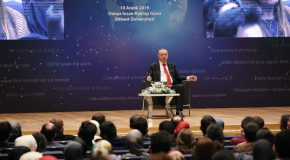 President Erdoğan Addresses Bilkent Students, Faculty