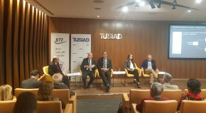"Bilkent–TÜSİAD ISF Holds ""Blockchain in Business"" Conference"