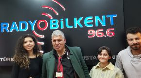 Radio Bilkent Welcomes One of Its Favorite Listeners to the Studio
