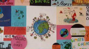 BLIS Student Organizes Climate Change Event